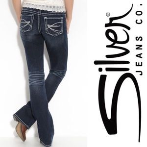 Silver Jeans Aiko Bootcut 28/33